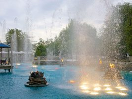 Parc d'attractions Europa-park en Allemagne