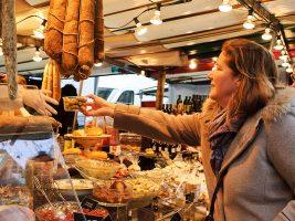 La foire aux vins d'Alsace