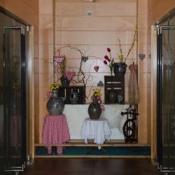 Décoration intérieure de l'hôtel